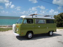 Vw Bus Florida Oldscool Campers Llc Florida Keys