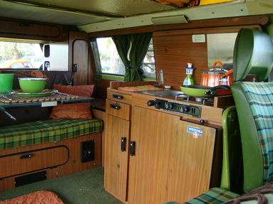 Dish Network For Rv >> Jasmine is a 1978 Volkswagen Westfalia Deluxe