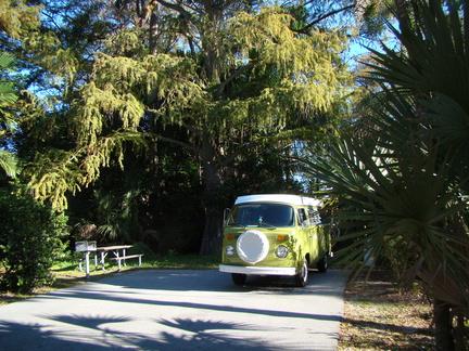 vw bus, Florida Oldscool Campers, LLC East Coast