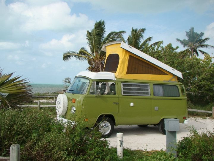vw bus, Florida Oldscool Campers, LLC Jasmine